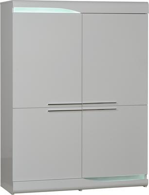 Ovio 4 door storage unit