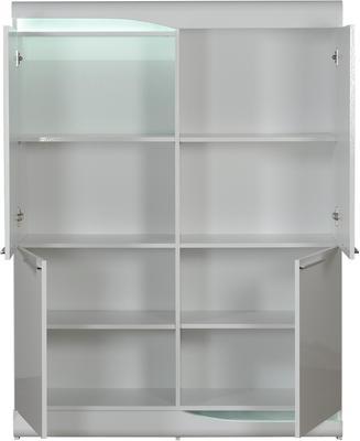 Ovio 4 door storage unit image 2