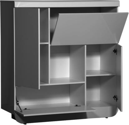 Floyd 4 door storage unit image 7