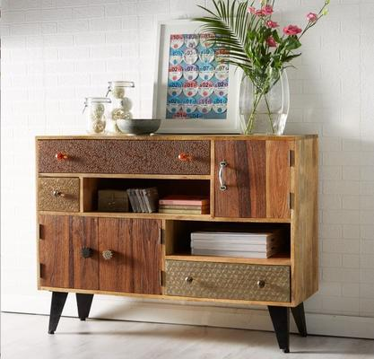 Sorio 3 door 3 drawer sideboard