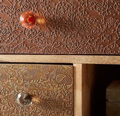 Sorio 3 door 3 drawer sideboard image 3