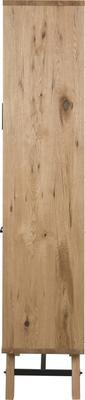 Stockhelm (Wild Oak) display cabinet image 3