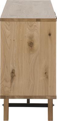 Stockhelm (Wild Oak) 2 door sideboard image 4