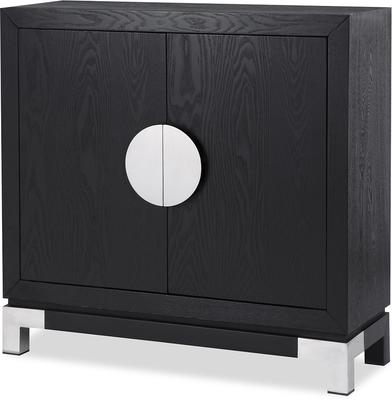 Otium Art Deco Sideboard White or Black image 12