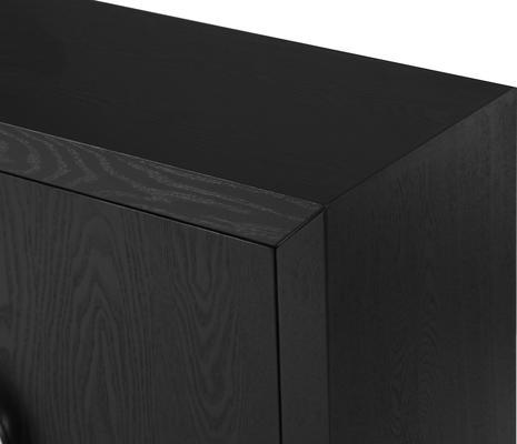 Otium Art Deco Sideboard White or Black image 16