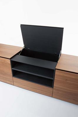 Lauren 4 door 2 drawer sideboard image 8