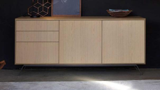 Modus 2 door 3 drawer sideboard image 3