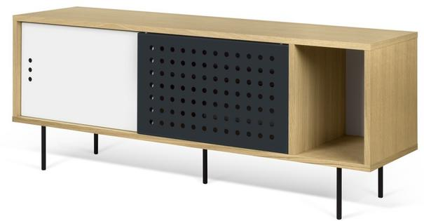 Dann (dots) 2 door sideboard image 5