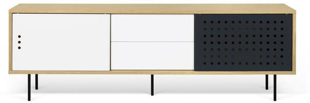 Dann (dots) 2 door 2 drawer sideboard