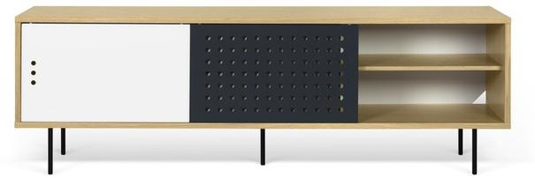 Dann (dots) 2 door 2 drawer sideboard image 3