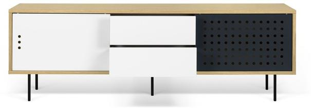 Dann (dots) 2 door 2 drawer sideboard image 4