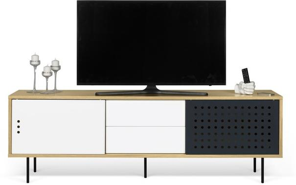 Dann (dots) 2 door 2 drawer sideboard image 9