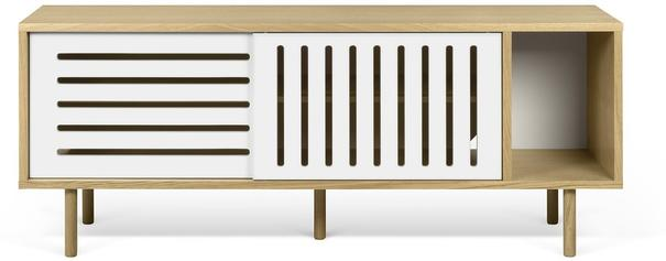 Dann (stripes) 2 door sideboard
