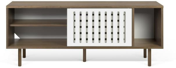 Dann (stripes) 2 door sideboard image 4