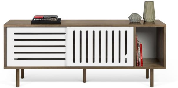 Dann (stripes) 2 door sideboard image 6