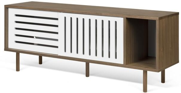 Dann (stripes) 2 door sideboard image 8