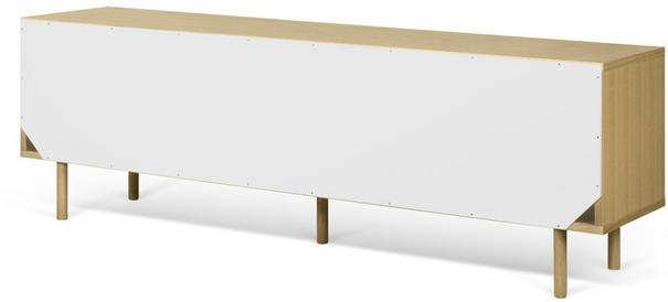 Dann (stripes) 2 door 2 drawer sideboard image 9
