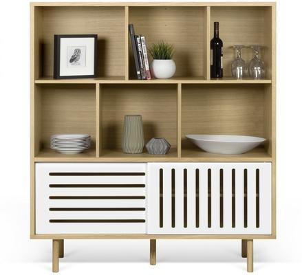 Dann (stripes) cupboard image 3