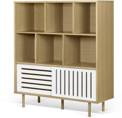 Dann (stripes) cupboard image 4