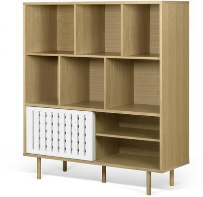 Dann (stripes) cupboard image 5