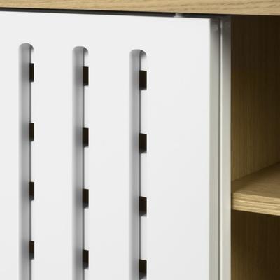Dann (stripes) cupboard image 7