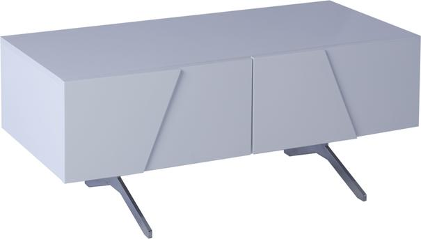Glacier Low Small Sideboard Two Doors