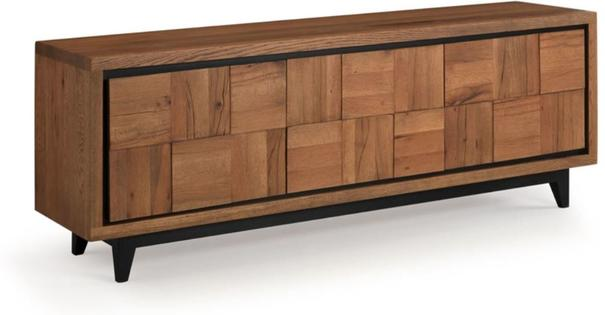 Buddy (3D) 3 door sideboard
