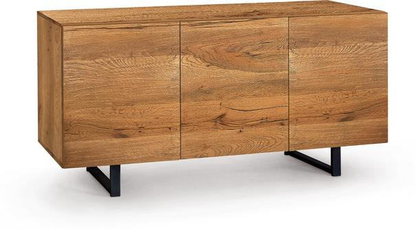 Quadra 3 door sideboard