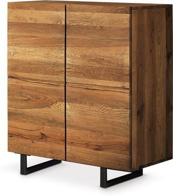 Quadra 2 door cupboard