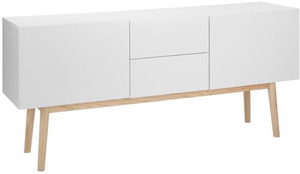 Borgen 2 door 2 drawer sideboard image 2