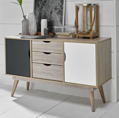 Scuna 2 door 3 drawer sideboard image 2