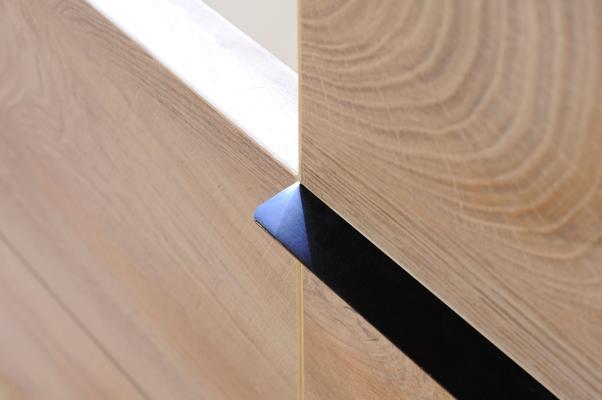 Brio 3 door 1 drawer sideboard image 5