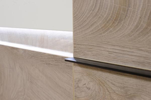 Brio 3 door 1 drawer sideboard image 6