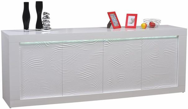 Karma 4 door sideboard (with lighting)