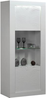 Karma 1 glass door display unit (with lighting)