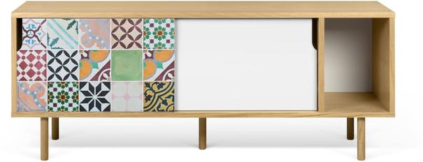 Dann (tiles) 2 door sideboard