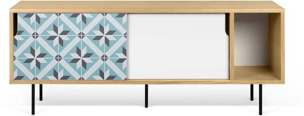 Dann (tiles) 2 door sideboard image 6