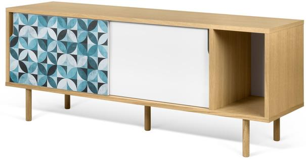 Dann (tiles) 2 door sideboard image 9