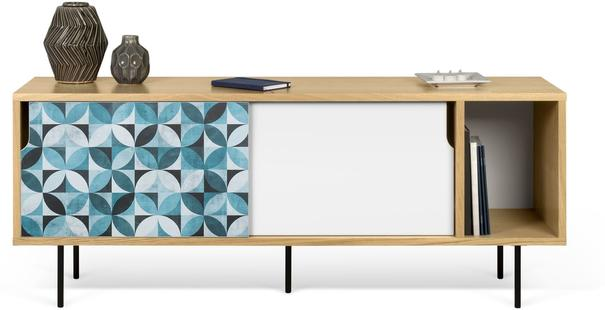 Dann (tiles) 2 door sideboard image 10