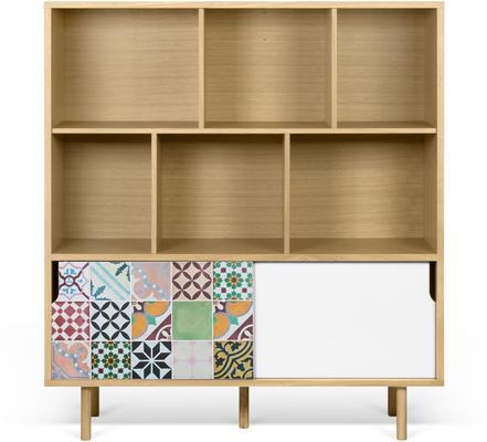Dann (tiles) cupboard