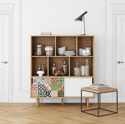 Dann (tiles) cupboard image 10
