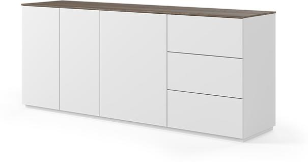 Join 3 door 3 drawer sideboard image 4
