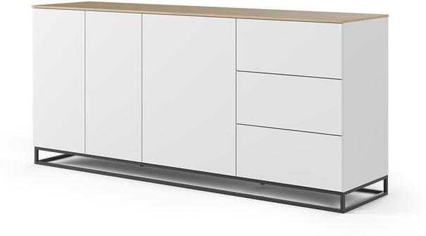 Join 3 door 3 drawer sideboard image 8
