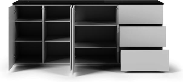Join 3 door 3 drawer sideboard image 18