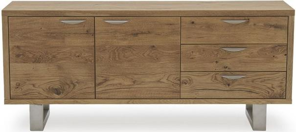 Trieste 2 door 3 drawer sideboard image 3