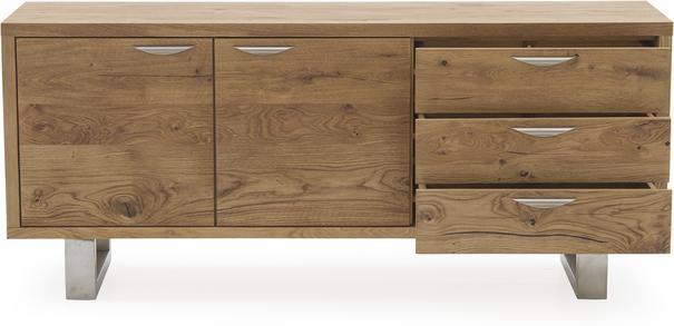 Trieste 2 door 3 drawer sideboard image 4