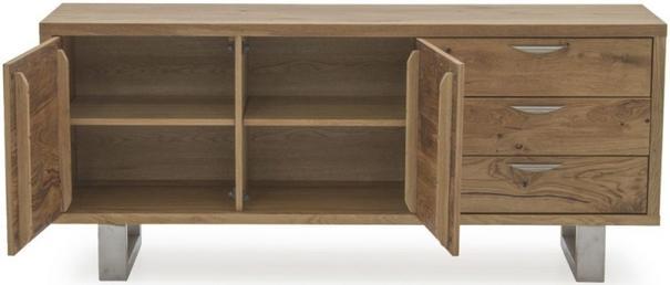 Trieste 2 door 3 drawer sideboard image 5