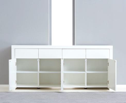 Brockton 4 door 4 drawer sideboard image 6