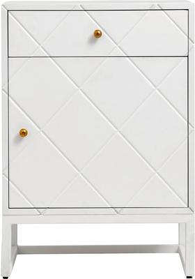 Diamond Pattern Small Cabinet image 3