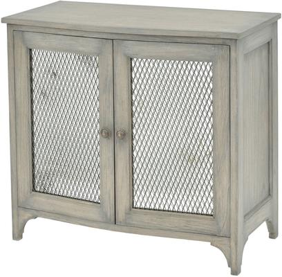 Fairmont Mindi Wood Low Cabinet